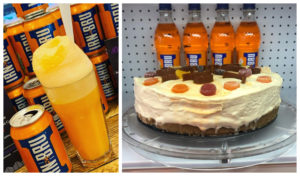 North-east businesses create Irn-bru inspired teats