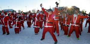 Santa dash for CHAS to take place next week