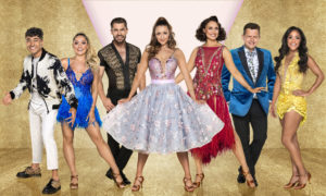 Get set for glitter as stars of Strictly take to stage at P&J Live