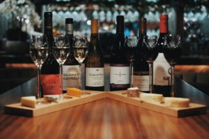Aberdeen bar launches wine flights