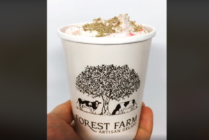 Aberdeenshire dairy farm creates Cranachan gelato for Burns Night
