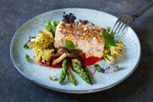 Aberdeenshire eatery launches new menu