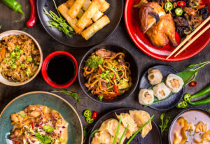 Aberdeen residents eat most Chinese food in the UK