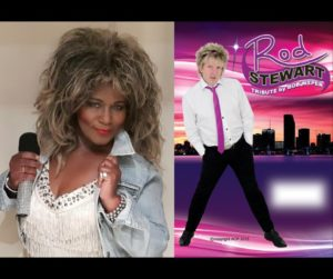 Aberdeen hotel to host Tina Turner and Rod Stewart tribute night